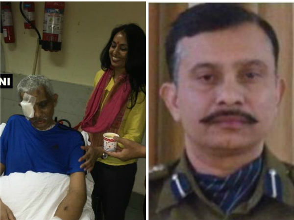 Crpf Commandant Chetan Cheetahs Wife Says He Will Be Discharge Soon