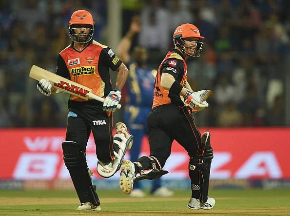 Ipl 2017 Rising Pune Supergiant Vs Sunrisers Hyderabad 24th Match Live Score From Pune