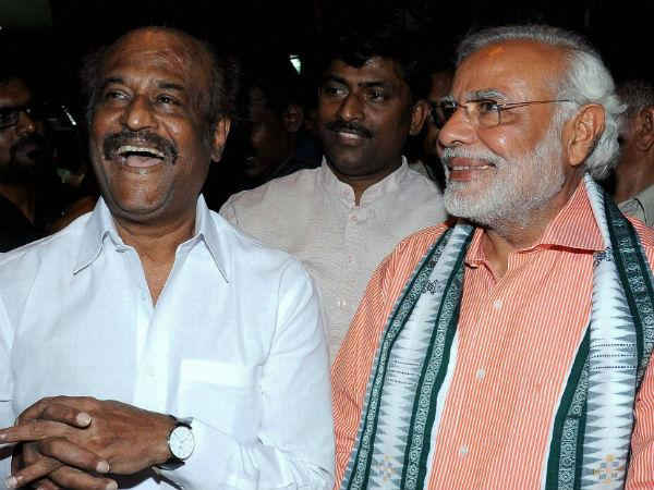 Is Super Star Rajinikanth The Next President India