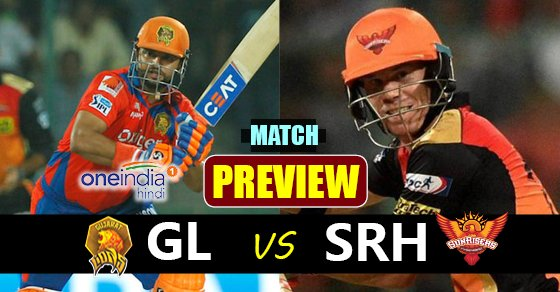 Preview Ipl 2017 Match 6 Hyderabad Vs Gujarat On April