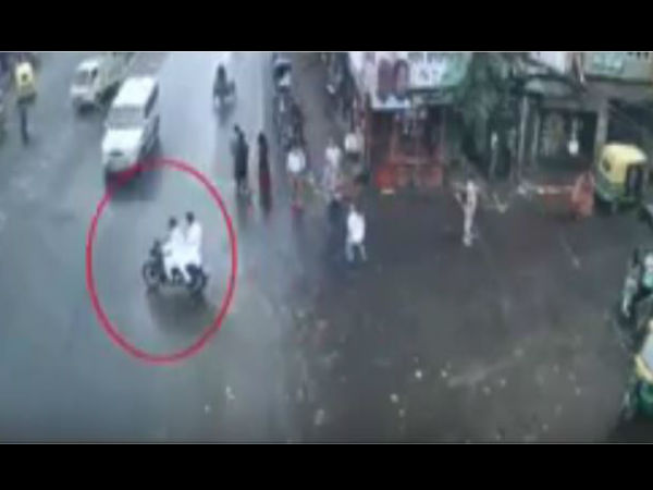 Video Of These Horrible Road Accidents Is A Must Watch