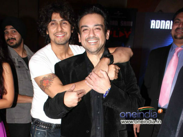 Singer Adnan Sami Supports Fellow Sonu Nigam On His Azaan Tweet Controversy