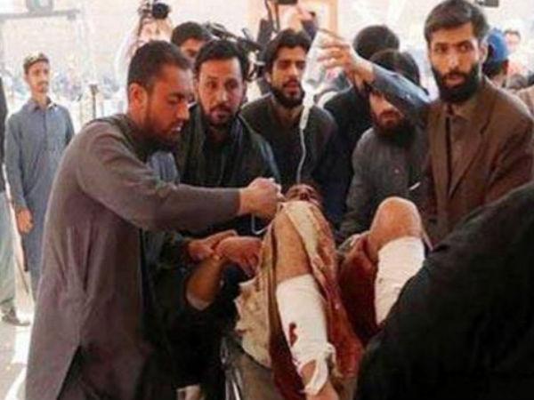 Mentally Ill Custodian Dargah Killed 20 People Pakistan