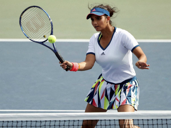 Sania Mirza Barbora Strycova Sail Enters Miami Open Doubles Final
