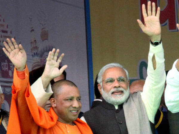 Up Cm Yogi Is Following Pm Modi S Path