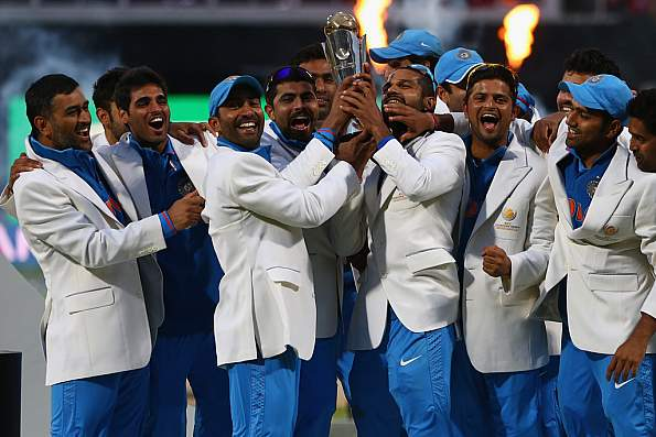 Champions Trophy 2017 Winners Get Prize Money Usd 2 2 Millio