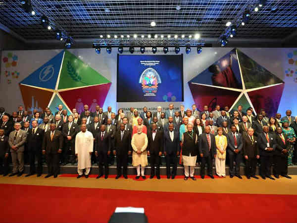 Pm Narendra Modi Inaugurated Afdbam2017 At Mahatma Mandir