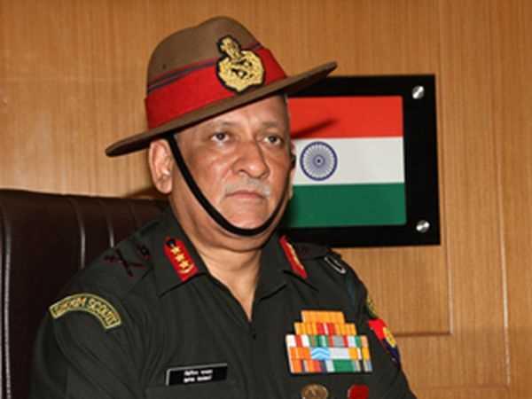 Army Chief Bipin Rawat Says Fighting Dirty War Needs Innova