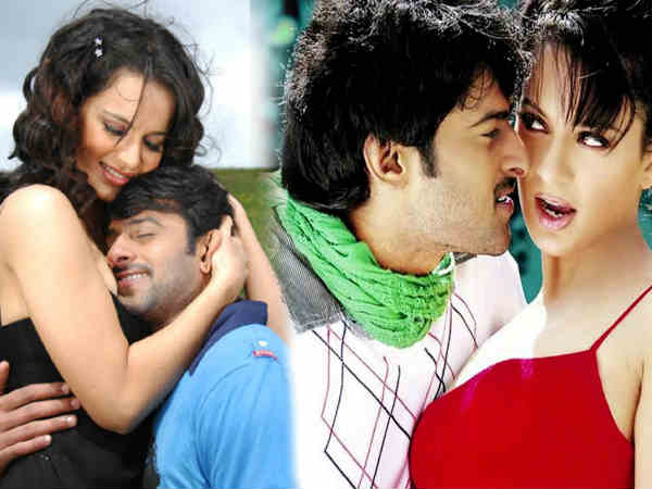 Kangna Ranaut Revealed She Had Fight With Prabhas