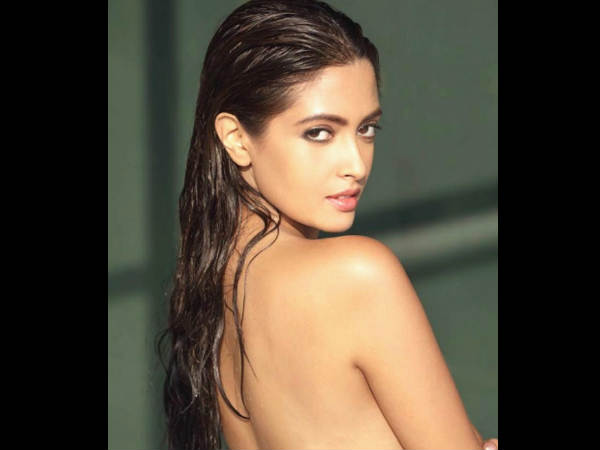 Actress Riya Sen Shares Topless Pic On Social Media