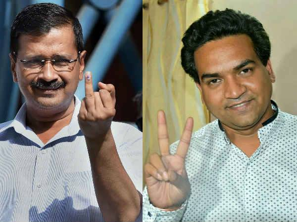 Sacked Delhi Minister Kapil Mishra Claims Big Expose On Sunday Morning Be Alert Kejriwal