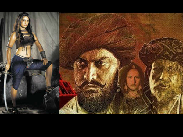 Fatima Sana Shaikh Joins The Cast Thugs Hindostan Starring Amir Khan And Amitabh Bachchan