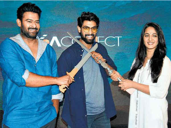 Baahubali Actress Anushka Shetty Accepts That Prabhas Is Hoter Than Rana Daggubati