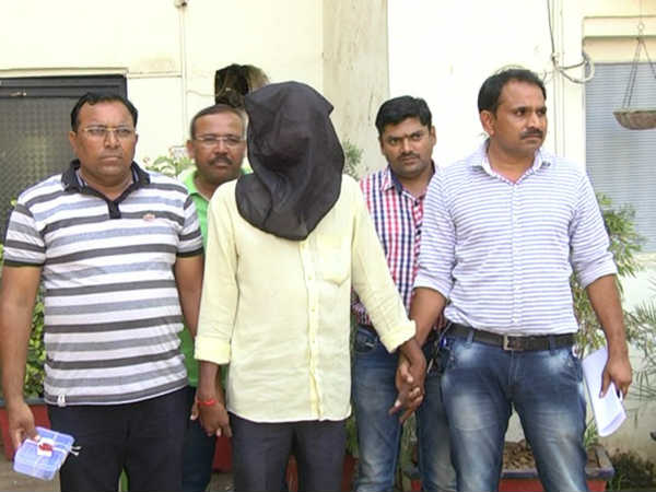 Ahmedabad Crime Branch Arrested One Accused Murder Case