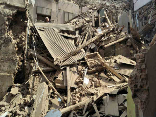 Storey Building Collapse At Bharuch Read Here More