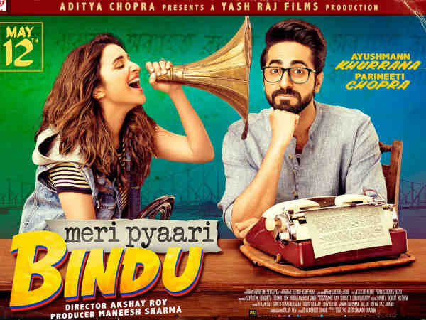 Meri Pyaari Bindu Story Plot Rating