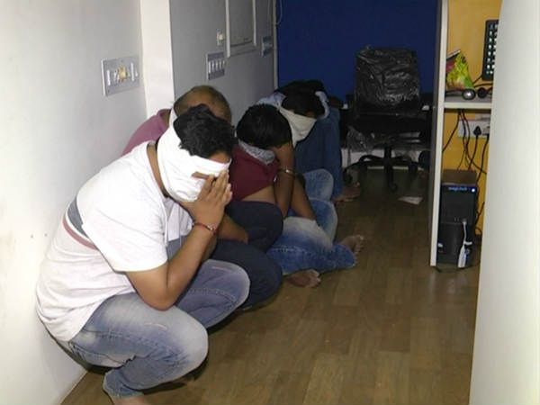Ahmedabad Police Raid At Illegal Call Center 15 People He