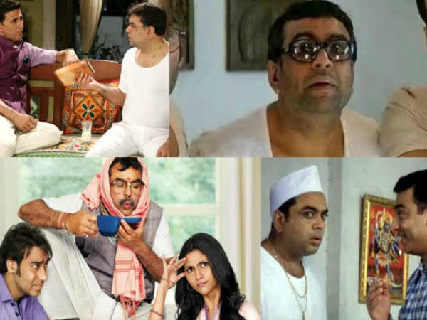 Movies Which Cannot Imagine Without Paresh Rawal