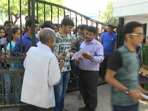 Gujarat Today Gujcet Exam More Than 2 Lakh Student