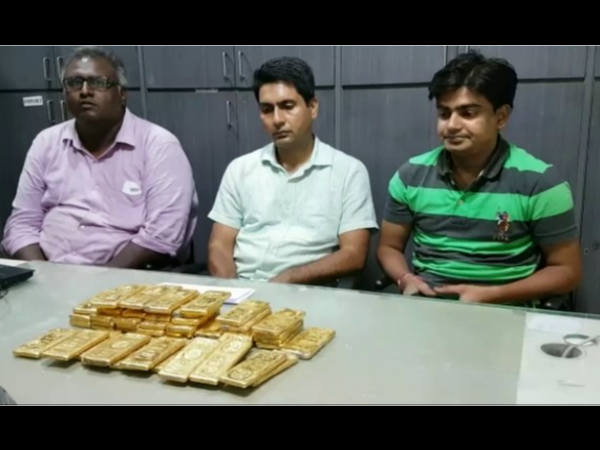 Kutch 52 Kg Gold Worth 15 Crores Seized From Mundra Port