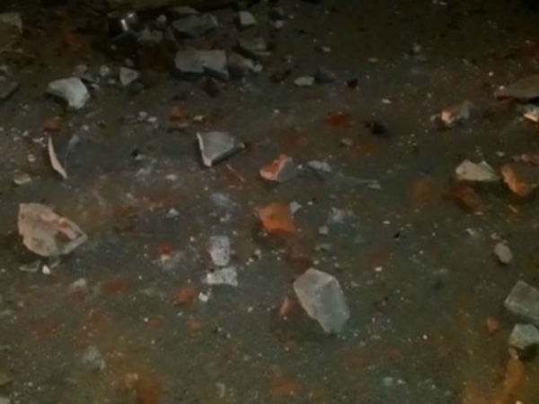 Vadodara Stone Pelting Between Two Groups Area