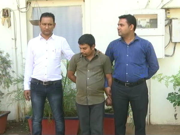 Ahmedabad Crime Branch Arrested Fake Crime Branch Officer