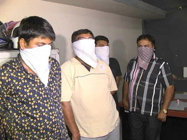 Ahmedabad Ipl Match Police Arrested 4 People Playing Satt