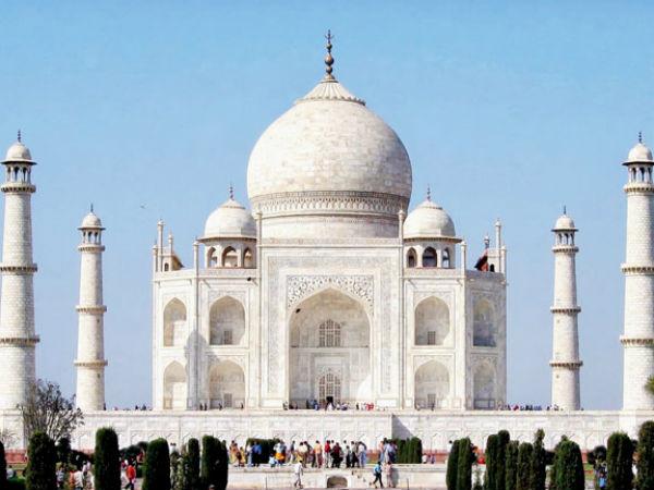 વિશ્વના ટોપ 10 જોવાલાયક સ્થળોમાં તાજમહેલને મળ્યું 5મું સ્થાન