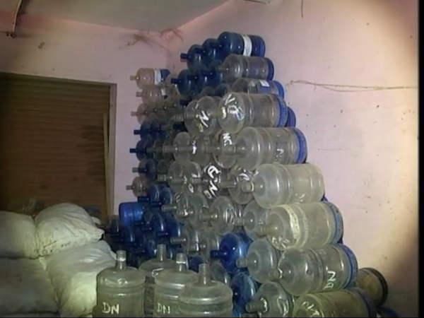 Surat Health Department Raids On Water Plant