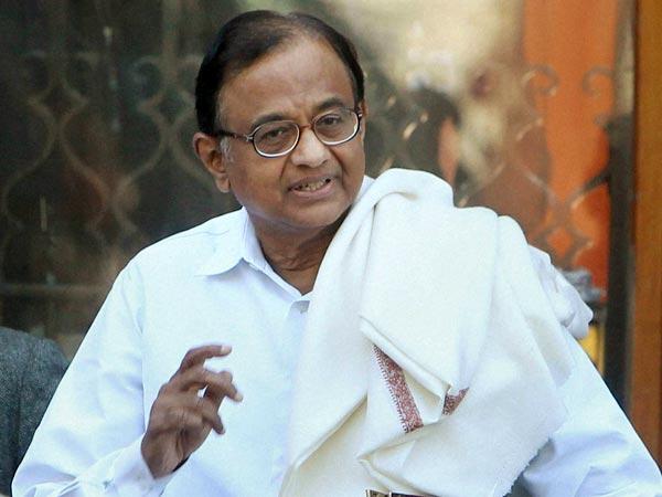 Cbi Raid At Former Union Minister P Chidambaram S Residence In Chennai