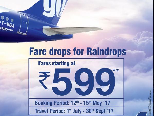 Goair Offer 599 Air Tickets