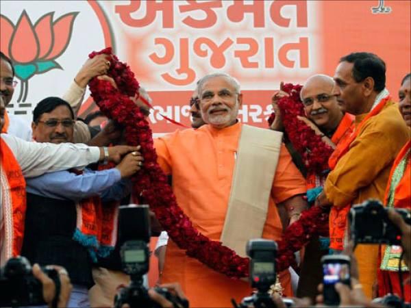 ગુજરાતમાં મોદી વગર ચૂંટણી લડવાનો અમિત  શાહનો સુપર પ્લાન