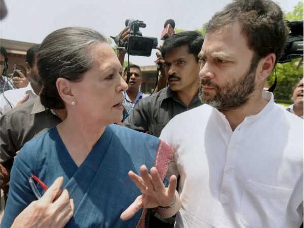 Big Setback Sonia Rahul Gandhi Delhi High Court Orders It Probe In National Herald Case