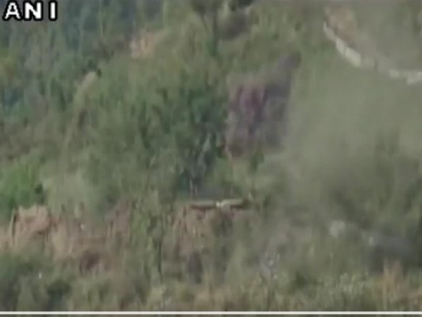 Video India Army Destroyed Pakistani Posts Nowshera