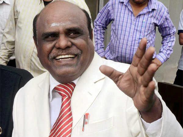 Sc Sentences Calcutta Hc Judge Cs Karnan To 6 Months Imprisonment