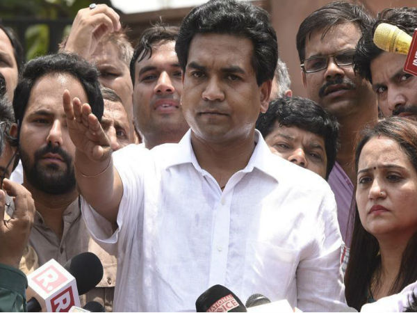 Viral Video When Kapil Said That I Can Abuse My Father If I Choose Him By Vote