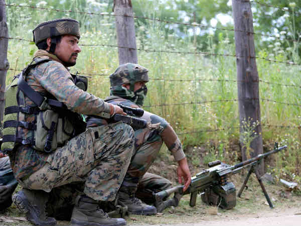 Indian Army Destroy Two Pak Army Post According Media Reports