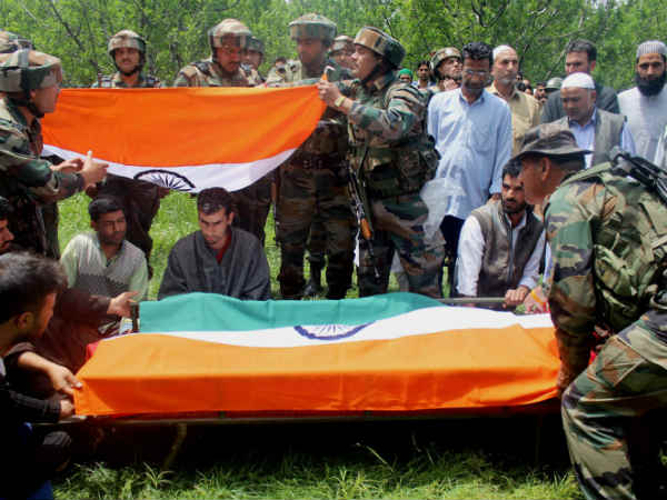 Lashkar E Toiba And Hizbul Killed Lt Ummer Faiyaz