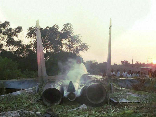 Wreckage Missing Iaf Su 30 Fighter Jet Found Near Indo China Border