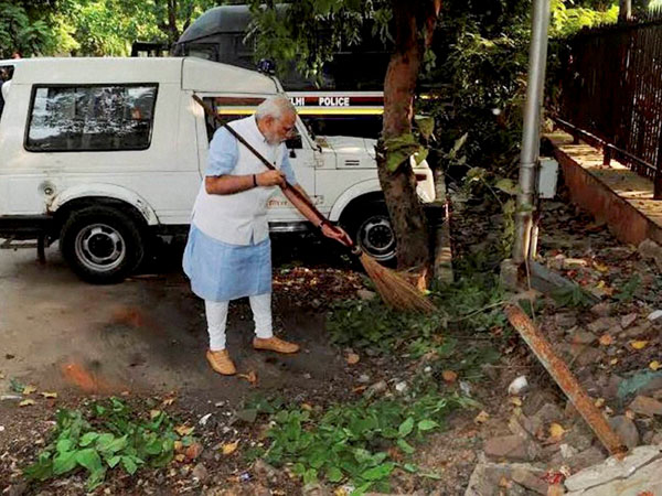 Eliminating Open Defecation In India Tracking The Progress Under Modi Government