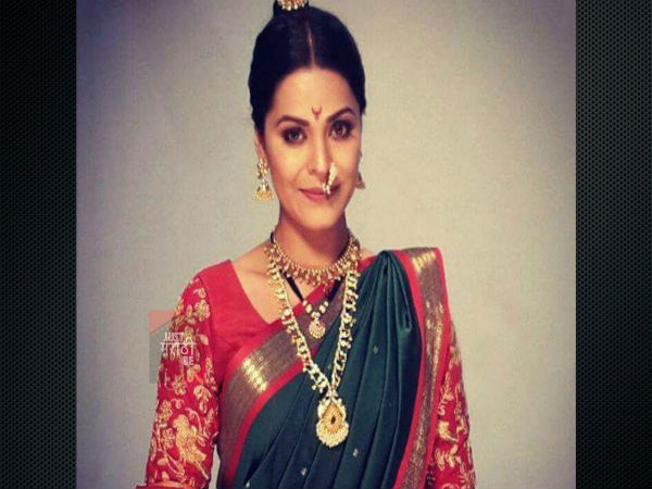 Peshwa Bajirao Actress Anuja Sathe Left The Show