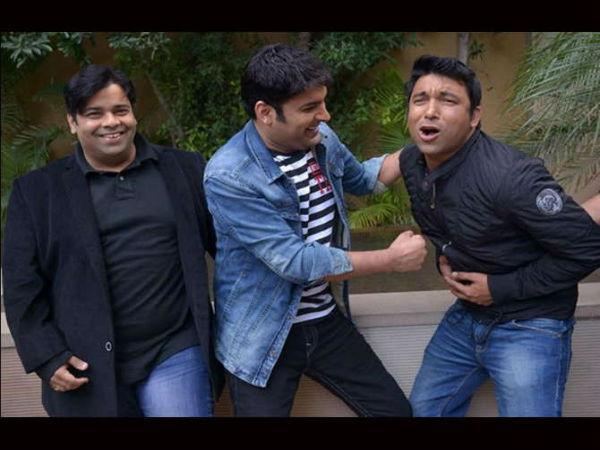 The Kapil Sharma Show Chandan Prabhakar Is Back On The Show