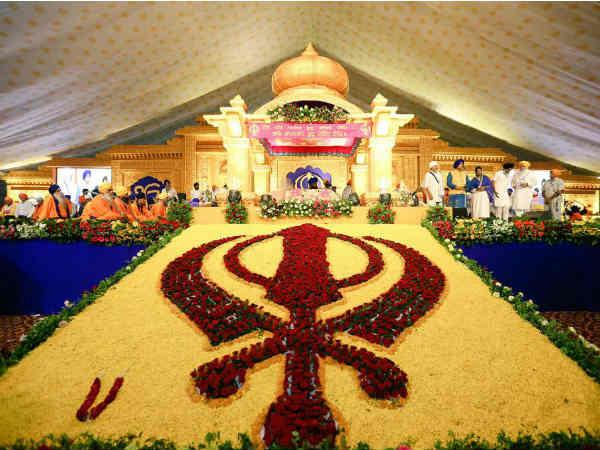 Prakashparva Mahotsav Sabarmati Riverfront 350th Birth Anniversary Of Guru Gobind Singh