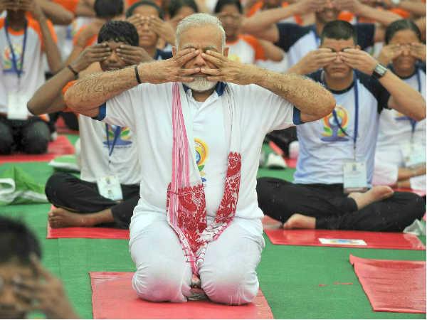 જીરો કોસ્ટ સ્વાસ્થય વીમો છે યોગ: PM મોદી