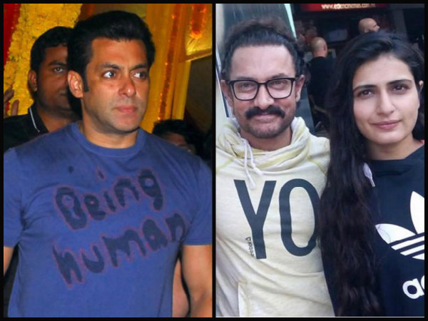 Do Not Marry Third Time Did Salman Khan Taunt Aamir Khan For His Affair Rumours With This Actress