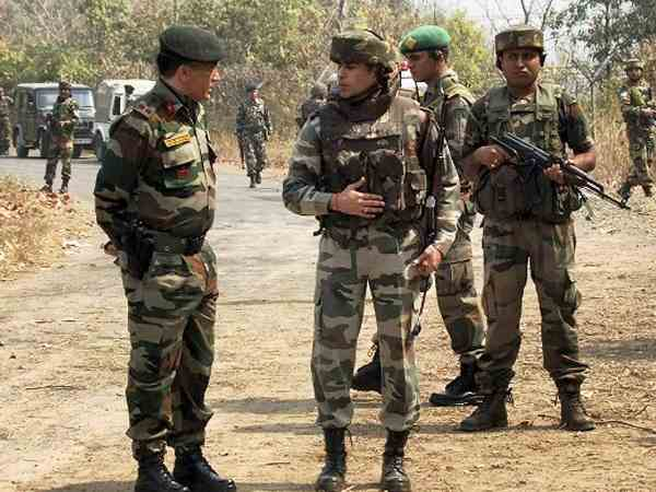 Jammu Kashmir Terrorists Launch Attack On Crpf Camp At Sumbal