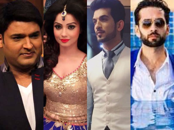 Television Stars Trouble After Kapil Adaa It S Arjun Nakul S Turn