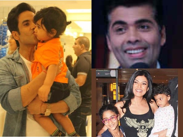 Bollywood Stars Who Are Proud Single Fathers