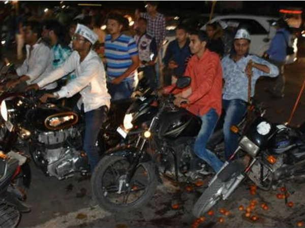 Jamnagar Clash Between Paas Spg Leaders