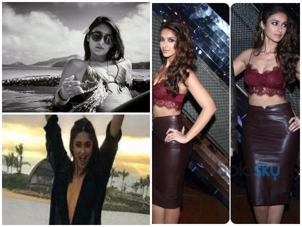 ઇલિયાનાની લેટેસ્ટ તસવીરો છે અત્યંત બોલ્ડ અને ક્લાસી!!